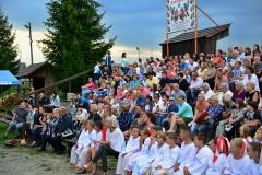 60. výročie samostatnej obce Braväcovo